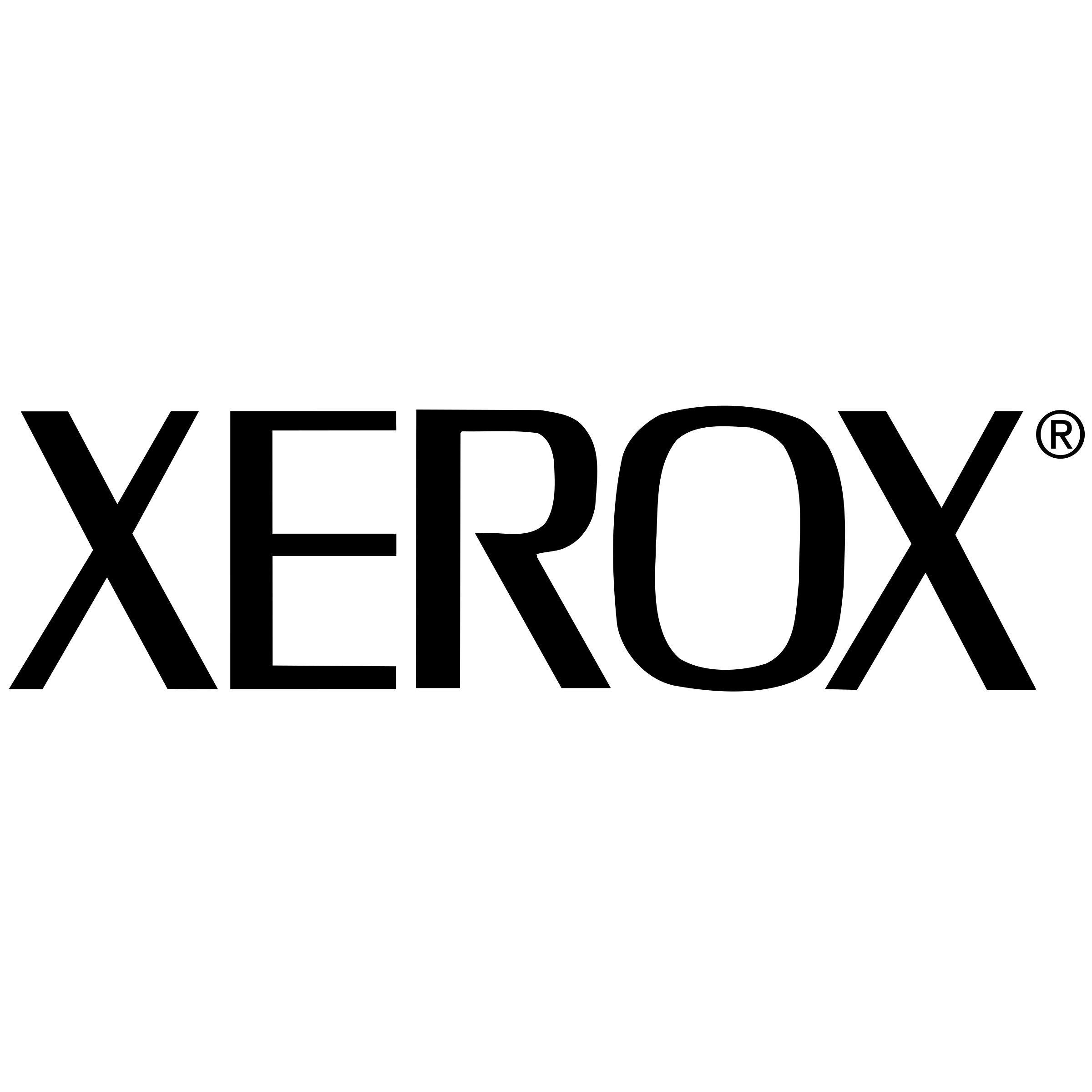 XEROX - logo