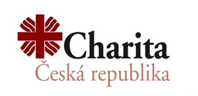 Charita ČR - logo